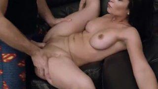 Katana Kombat in Slutty StepMom fucks her Son