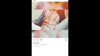 Pakistani TikTok Girl 'La Hasil' masturbates and cums on her Instagram